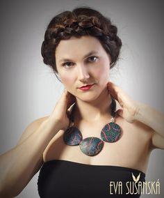 Jewellery made by Eva Sušanská - www.evasusanska.com