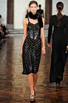 black shine at Ralph Lauren