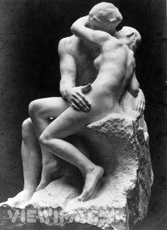 sculptures, august rodin, the kiss, auguste rodin, statu, art pieces, sweet kisses, marbl, romantic ideas