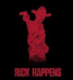 The Walking Dead Rick