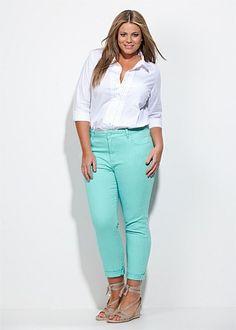 Fashion Plus Size - Large Size Womens Clothes, Tops & Dresses | Fashionable Plus Size Clothes - MARTINE JEAN - Virtu