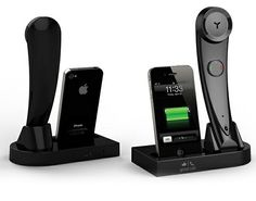 GoFusion iG1 iPhone Dock And Bluetooth Handset.