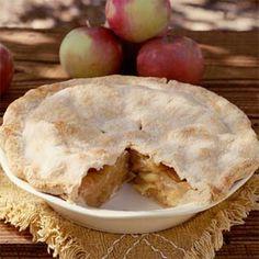 Apple-Cider Pie | MyRecipes.com