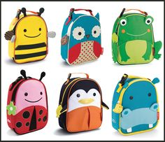 Skip Hop Zoo Lunchies! Love them all!