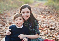 Atlanta Child Photographer #brotherandsister