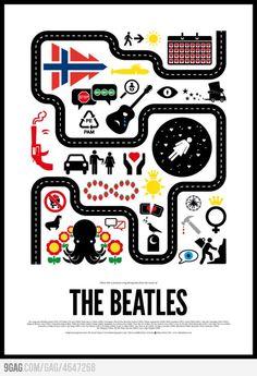name the beatles' songs.