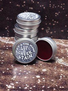 Lip & Cheek Stain by FatandtheMoon