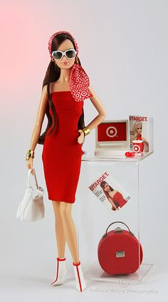 All we need now is a Barbie-sized Red Ferrari and we are good to go.  Barbie Basic Red Model 03-2