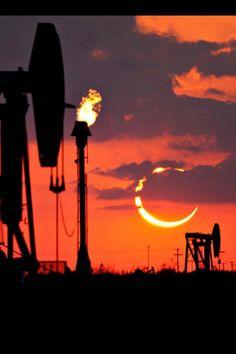 Odessa TX oilfield~Cody Lynn Dennis
