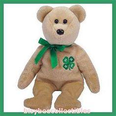Clover the 4-H Club Bear
