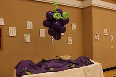 """LDS Activity Day Ideas: Mother Daughter """"Part of a Wonderful Bunch"""" Activity - cute w/grape theme!"""