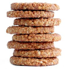 Sneaky Chef Breakfast Cookie - these are fantastic for taking on outings with small kids because they are so filling.  Some fruit, cheese , and a cookie is a lunch on the go!
