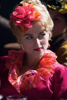 Katie McGrath as Lucy Westenra in Dracula TV Series - Pictures From Sky Living HD