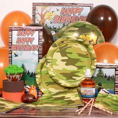 Duck Dynasty birthday, HAPPY HAPPY HAPPY
