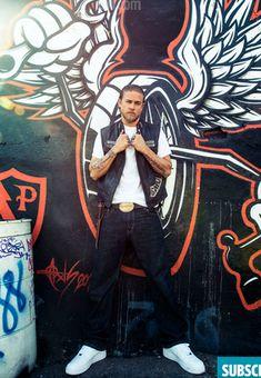 Sons of Anarchy Jax Charlie Hunnam
