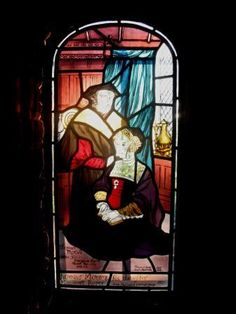 How cool is this?  Thomas More's beloved daughter Meg.