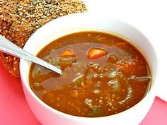 Quinoa and Beef Soup (WLS)