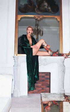 Gucci Fall Winter 2012 Editorial