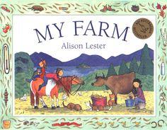 My Farm - We L♥ve Alison Lester Books