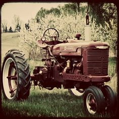 Tractor!