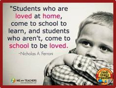 Students who...