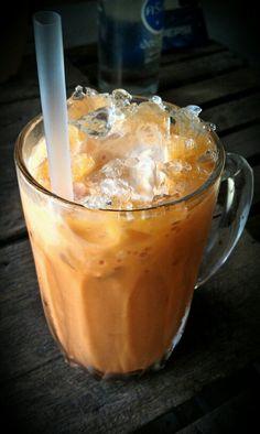 Iced tea, Thai style
