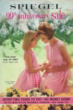 1964 Spiegel Catalog Cover