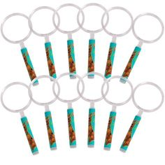 Scooby-Doo Magnifying Glasses 12ct - Party City