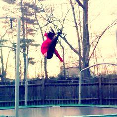 toetouch, toe touch, amaz toe, trampolin, cheerlead