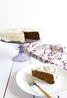 Paleo Butterscotch Cake