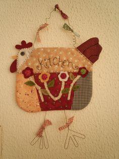 galinha kitchen
