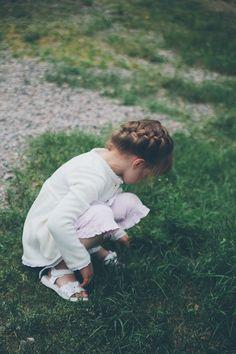 little girl braid hairstyle