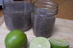 Chia Energy Drink Recipe (Chia Fresca) Recipe | Quick and healthy Trader Joe's recipes