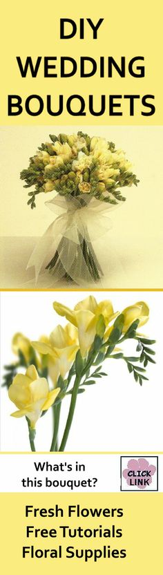 http://www.wedding-flowers-and-reception-ideas.com/how-to-make-a-freesia-wedding-bouquet.html