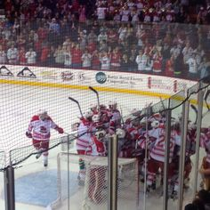 RedHawk Hockey - Miami University
