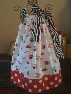 girl's pillowcase dresses