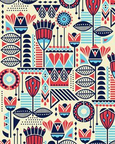 Bel Andrade Lima - Surface Pattern Design for products (purse, makeup bag and picture frame) for Promotion With You All, Nestlé.