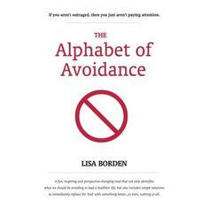 My book, Alphabet Of Avoidance is available @Ethical Ocean