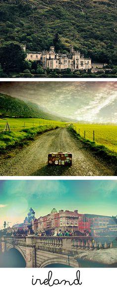 Ireland.one day.
