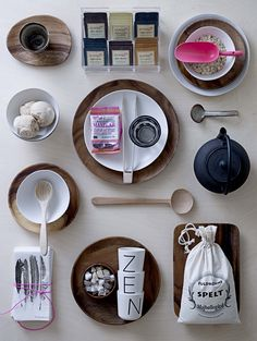 Pure style kitchenware from Bloomingville.  www.bloomingville.com
