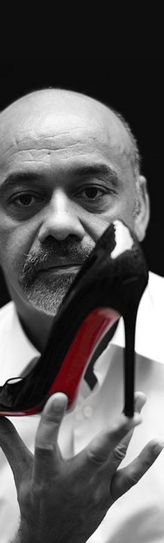 LOOKandLOVEwithLOLO~ Louis Vuitton Icon and Iconoclasts Collection. Louis Vuitton with Christian Louboutin