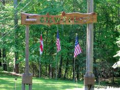 Gilwell Field at Wood Badge at Camp #Yawgoog in 2014.  Image by David R. Brierley. #WoodBadge