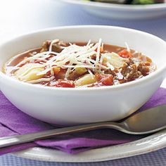 i have my top favorite soups, this is number one!