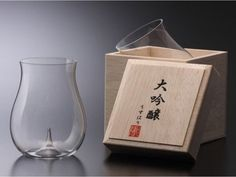 Shotoku Daiginjo Sake Glass
