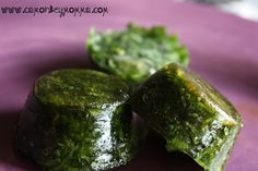 How To Freeze Fresh Cilantro For Later Use - AWESOME Kitchen Tip