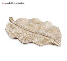 h6ley chabli, chabli leaf, accessori, leaf platter, alicia collect