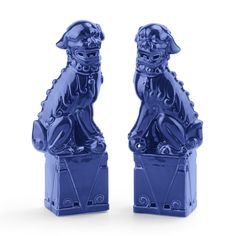 Love this Foo Dogs Set for $58 on C. Wonder