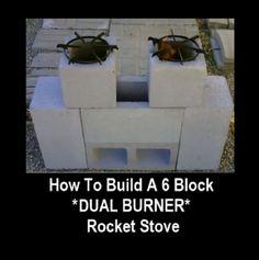 How-To-Build-A-6-Block-Dual-Burner-Rocket-Stove