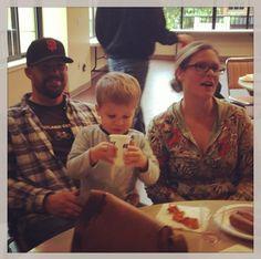 Beer & Hymns - home brewer Adrian Olmstead and family #beerandhymns #beer #hymns #thebridgepdx #homebrew