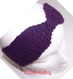 Loom knitting Blog